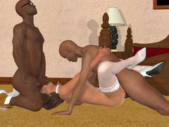 3d wife swapping cartoons by hot wife..